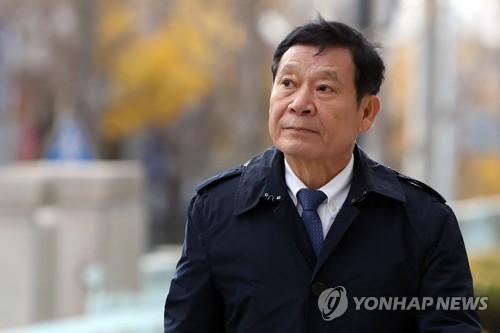 """윤장현 전 광주시장 항소심도 유죄…법원 """"공천 대가 인정""""(종합)"""