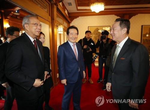 """한중 기업인 """"RCEP 타결지지, FTA 서비스·투자 후속협상 노력"""""""