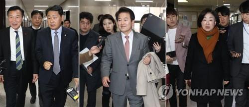 내일 패스트트랙法 본회의 상정 전망…'필리버스터 대치' 임박