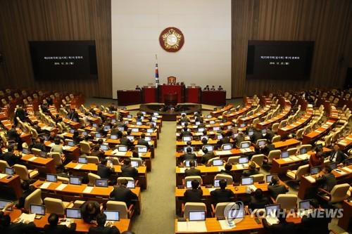 결국 해 넘기는 민생법안…'유치원 3법' 연내 처리 불발