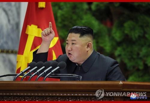 """北, 어제 노동당 전원회의…""""국가·국방 건설 중대문제 토의""""(종합2보)"""