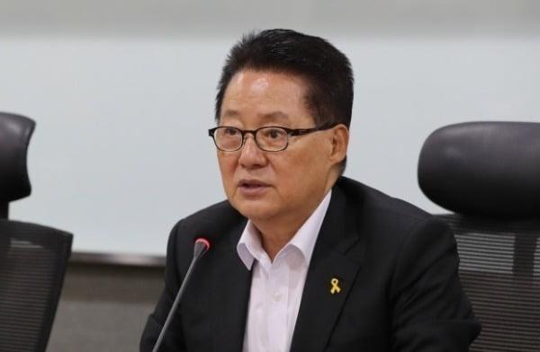 박지원 대안신당 의원. 사진=연합뉴스