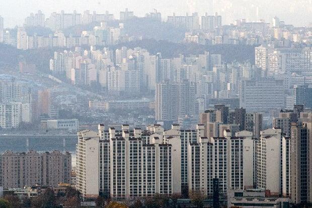 서울 아파트의 모습.(사진=연합뉴스)