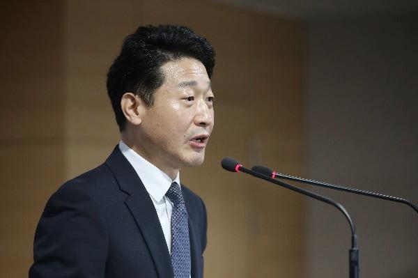 이호현 산업통상자원부 무역정책관. 연합뉴스