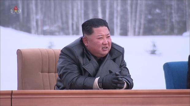 김정은 북한 국무위원장/사진=중앙TV