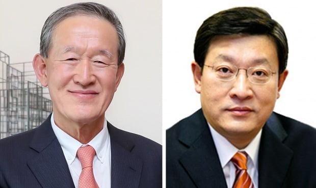 허창수 회장 용퇴, 동생 허태수 차기 총수 신임 / 사진=연합뉴스 (좌 허창수, 우 허태수)