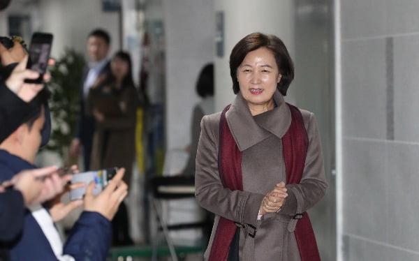 """""""X 같은 조선일보"""" 다시 조명받는 추미애 좌충우돌 이력"""