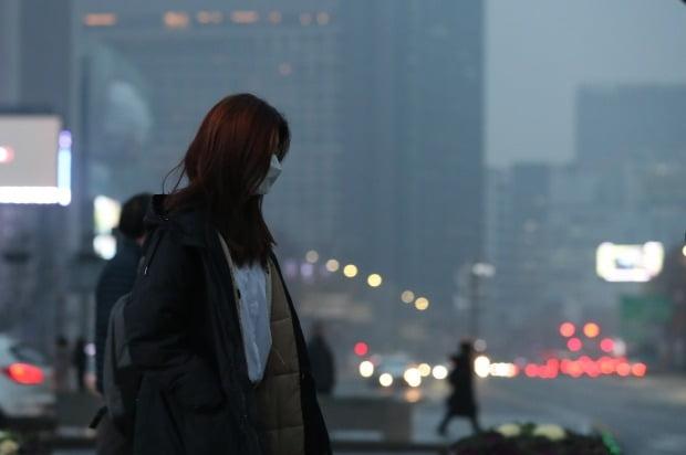 오늘 미세먼지 / 사진=연합뉴스