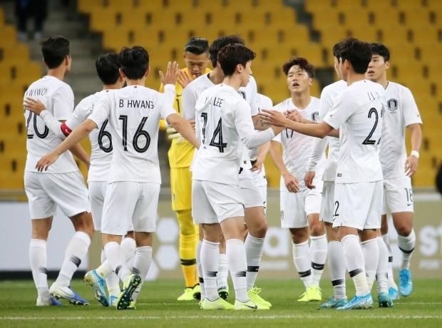 동아시안컵, 한국, 홍콩에 2-0 승리 /사진=연합뉴스