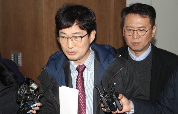 법무법인 서평 고은석 변호사, 건음기획 손종민 대표 /사진=연합뉴스