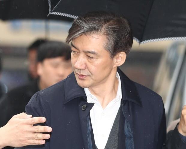 조국 전 법무부 장관, 영장실질심사 출석 (사진=연합뉴스)