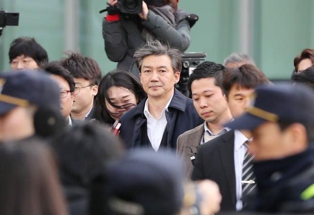 조국 전 장관 영장실질심사 4시간 20분 만에 종료 (사진=연합뉴스)