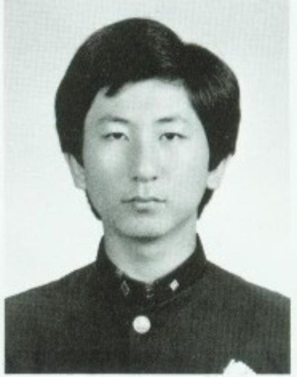 이춘재의 고등학교 졸업사진 /사진=연합뉴스