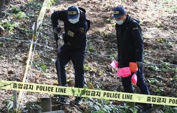 이춘재 살해 고백 화성 실종 초등학생 유해 발굴/사진=연합뉴스