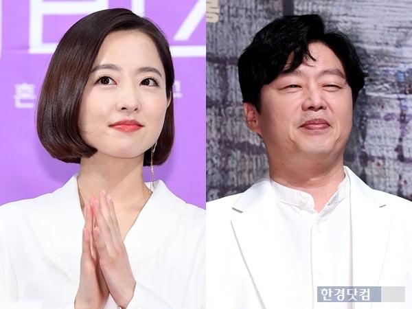 박보영, 김희운/사진=한경DB