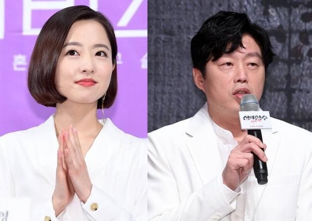 박보영 김희원 / 사진 = 한경DB