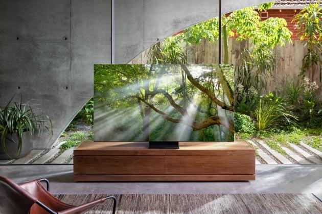 삼성전자 QLED 8K TV 2020년형