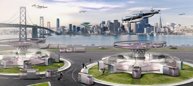 땅에서 하늘로 판 키운 현대車…'개인용 비행체' PAV 띄운다
