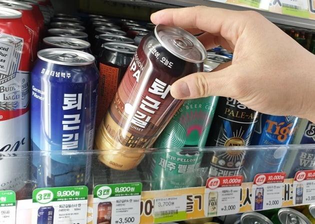 8일 BGF리테일 따르면 지난해 7월부터 일본 제품 불매운동이 시작된 후 연말까지 편의점 CU에서 일본 맥주 매출은 지난해 같은 기간보다 90% 이상 급감했다.(사진=BGF리테일 제공)