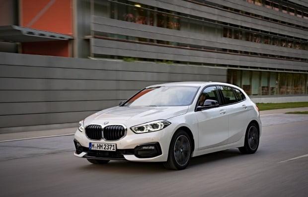 BMW 코리아가 3세대 뉴 1시리즈를 국내 출시한다. 사진=BMW 코리아
