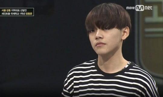 '음주운전' 장용준, 불구속 기소 /사진=Mnet 방송화면 캡처