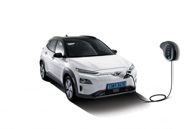 현대자동차가 지난 6일 상품성을 높인 '2020 코나 일렉트릭'을 출시했다고 밝혔다. [사진=현대자동차]