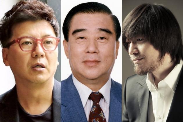 손지창, 임택근, 임재범 가족사 '이목' /사진=한경DB, 연합뉴스