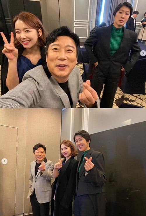 이수근 홍진경 소이현 / 사진 = 홍진경 SNS