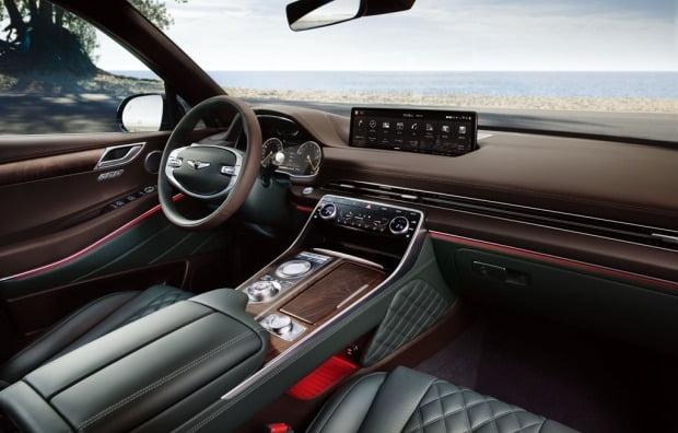 현대차 제네시스 브랜드가 첫 SUV GV80을 출시한다. 사진=제네시스