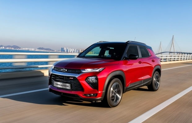 최근 출시된 소형·준중형 SUV들이 고장력 강판 비율을 높여 대형차 고급차 수준의 안전성으로 무장했다. 사진=한국GM