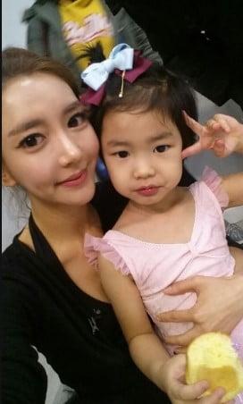 '엄친아' 이필립의 그녀 박현선…타블로 딸 하루 발레선생님으로 주목받기도
