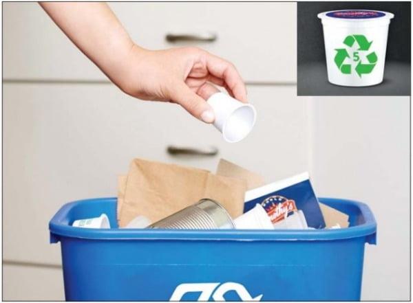 재활용이 가능한 폴리프로필렌으로 바꾼 큐리그 캡슐커피 K-CUP.  큐리그 홈페이지