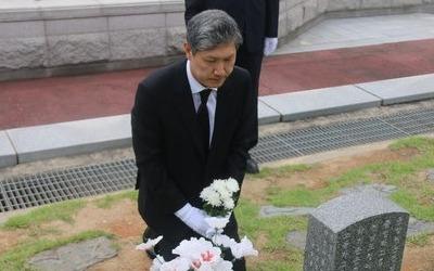민주당, '노태우 장남' 영입설 돌자 반응이