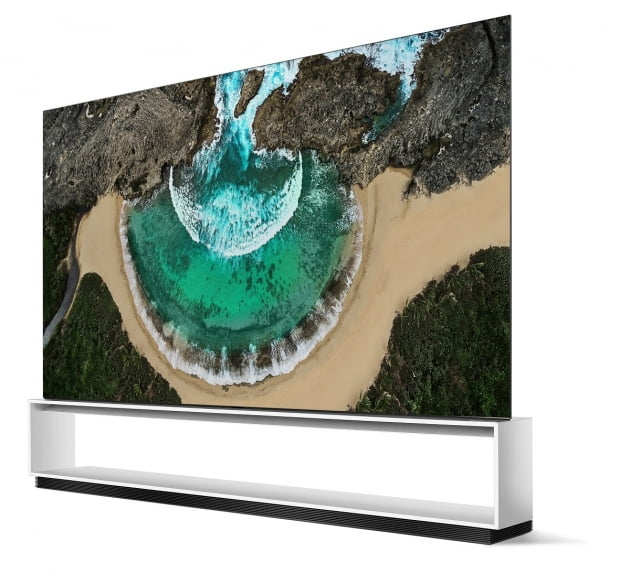 LG 올레드 8K TV, 日하이비 그랑프리 최고상 수상