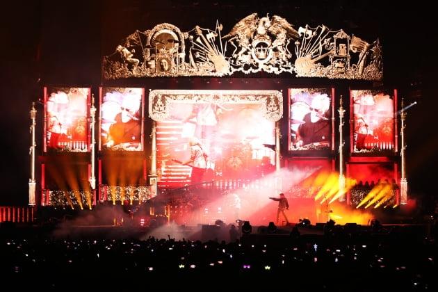 퀸 내한공연 /사진=현대카드 제공