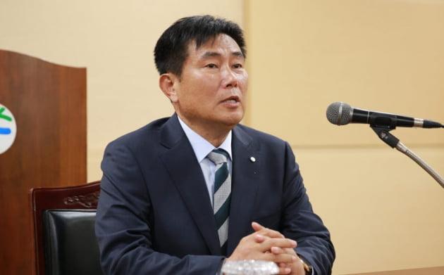 이승우 인천도시공사 신임사장. 인천도시공사 제공