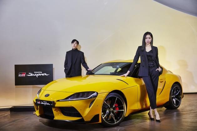 한국도요타, 정통 스포츠카 'GR 수프라' 판매 시작