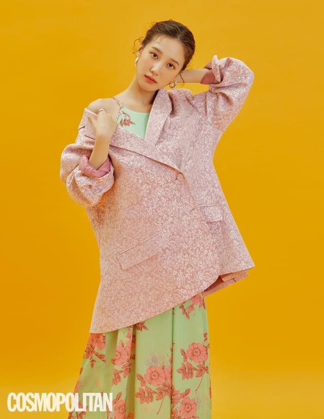 '스토브리그' 박은빈 /사진=코스모폴리탄