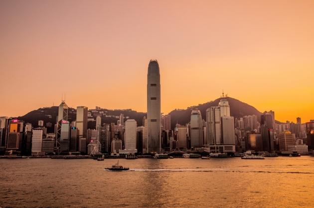 올 겨울 늦캉스 홍콩으로 떠나세요