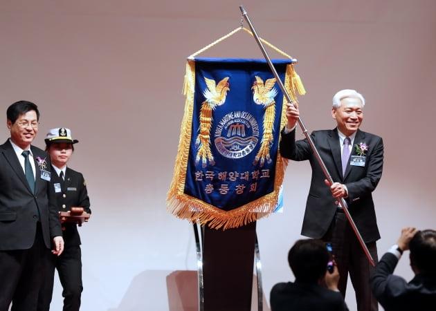 박신환 스파크인터내쇼날 대표,19대 해양대 총동창회장에 취임