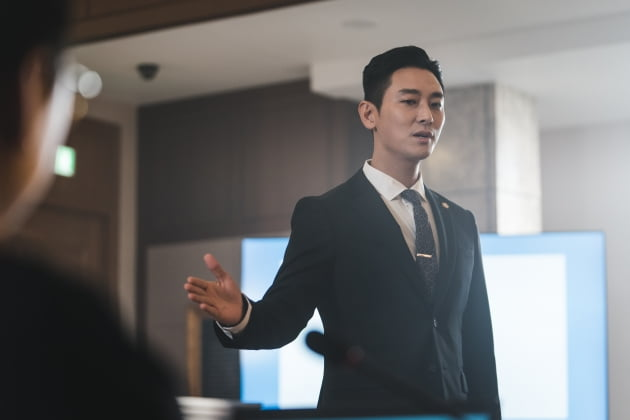 '하이에나' 주지훈 /사진=SBS