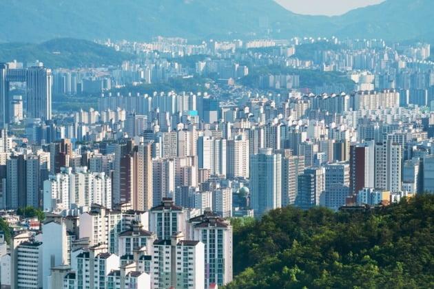 서울 아파트 전경. /게티이미지뱅크 제공
