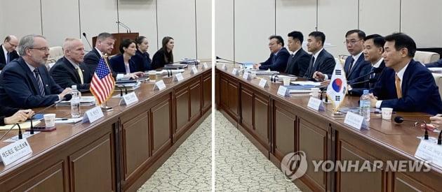 """""""美, 방위비 타결 안되면 주한미군 군무원에 무급휴직 통보""""...한국 압박"""