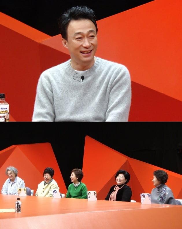 SBS '미운 우리 새끼' 이성민 /사진=SBS 제공
