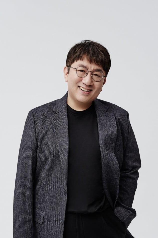 빅히트 방시혁 대표 /사진=빅히트 엔터테인먼트 제공