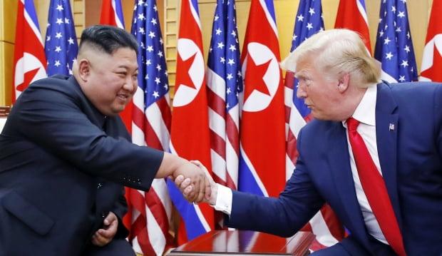 김정은 북한 국무위원장, 도널드 트럼프 미국 대통령/사진=연합뉴스