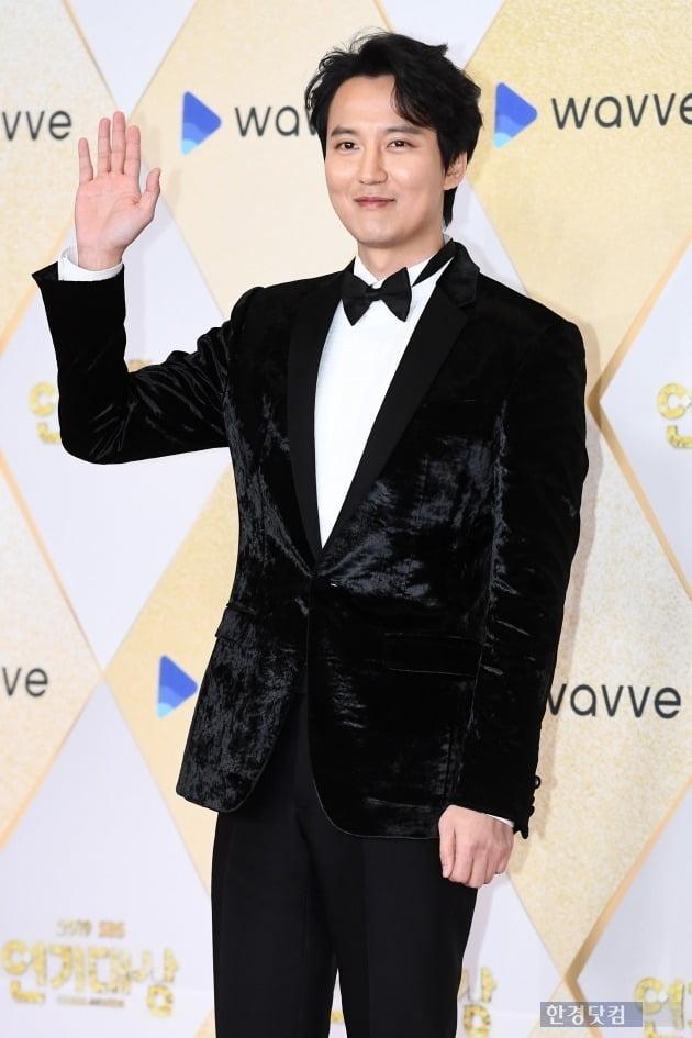 '2019 SBS 연기대상' 김남길 대상 수상 /사진=한경DB