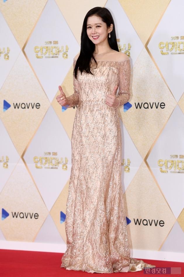 PHOTOPIC|장나라, '나이를 가늠할 수 없는 절대동안' (2019 SBS 연기대상)