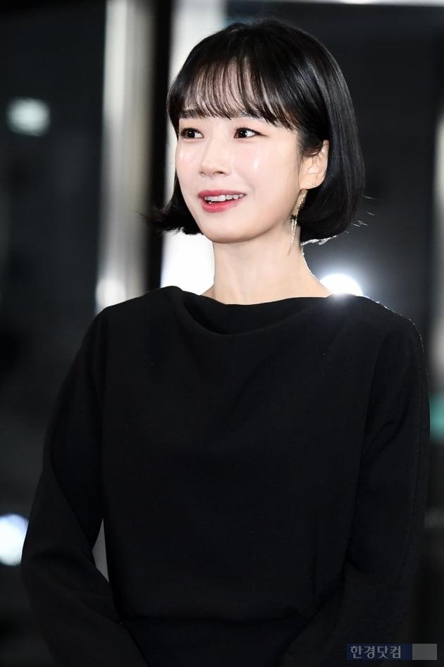 [포토] 곽선영, '아름다운 미모에 눈길~' (2019 SBS 연기대상)