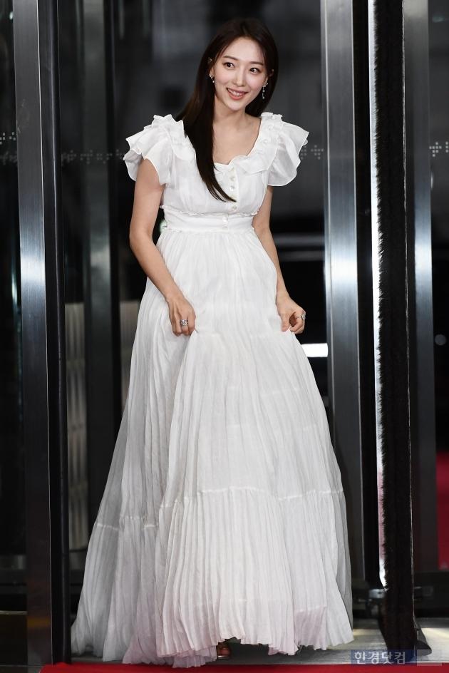 [포토] 표예진, '순백의 여신~' (2019 SBS 연기대상)